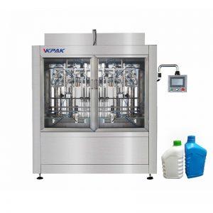 Аутоматска машина за пуњење боца и течности