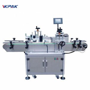 Аутоматска машина за етикетирање округлих боца типа цилиндра