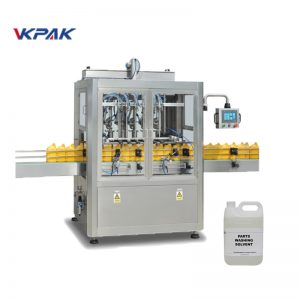 Аутоматска машина за пуњење отпорна на експлозију за запаљиве течности