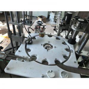 Аутоматска машина за заптивање и затварање врућим пуњењем
