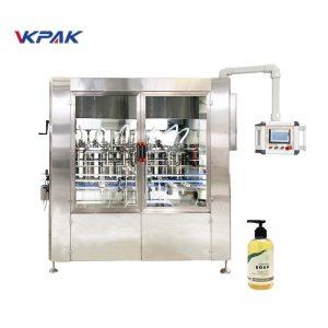 Аутоматска линеарна серво погонска машина за пуњење течног сапуна