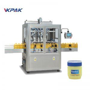 Аутоматска линија за пуњење и хлађење вазелина