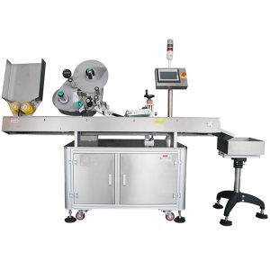 Брза серво хоризонтална машина за етикетирање нестабилних производа